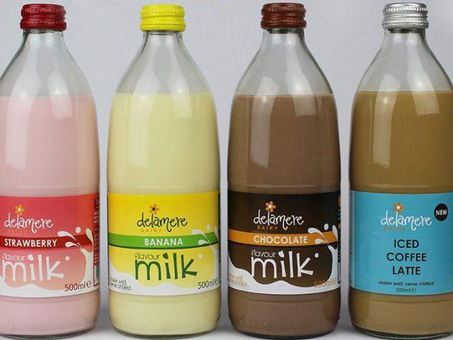 Delamere Flavoured Milk,